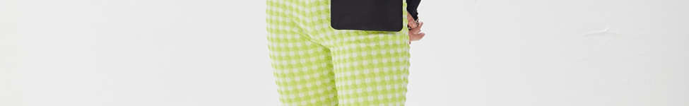 Thumbnail View 2: UO Kimmy Gingham High-Rise Bike Short