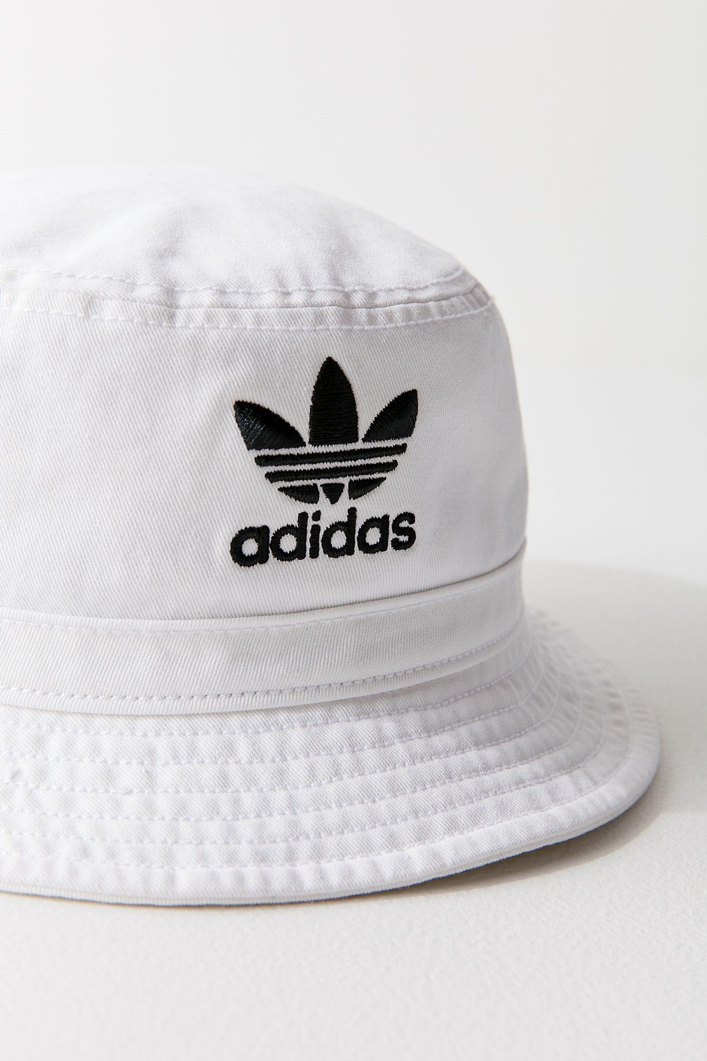 4b95af30 adidas Originals Denim Bucket Hat | Urban Outfitters