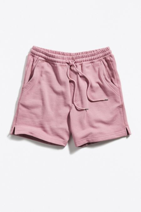 b4bdd03119ae UO Lucien Dyed Knit Volley Short