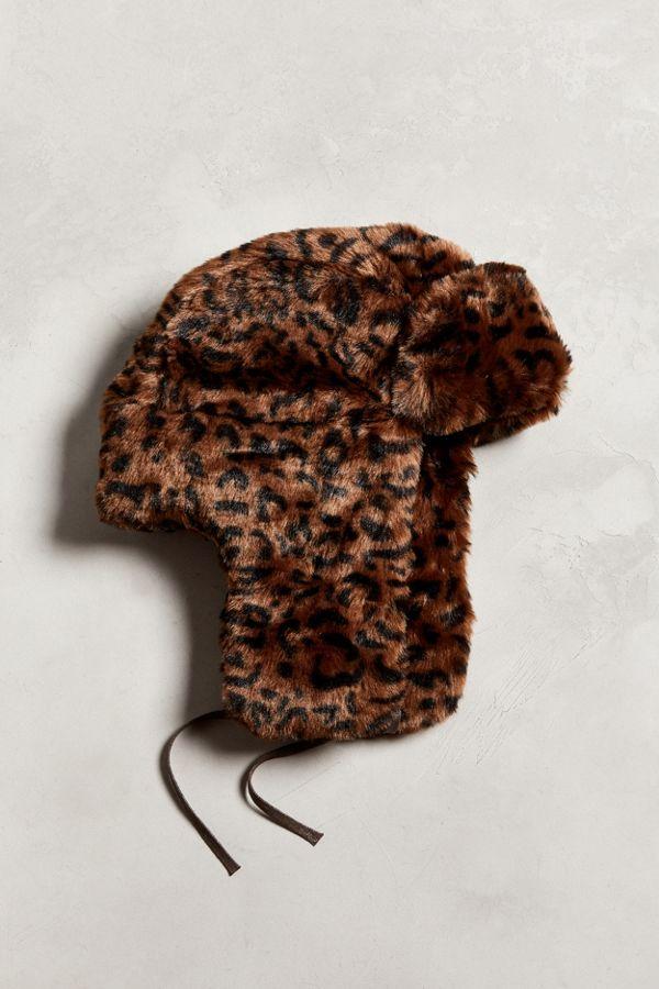 687a32f5dca65 Kangol Leopard Trapper Hat