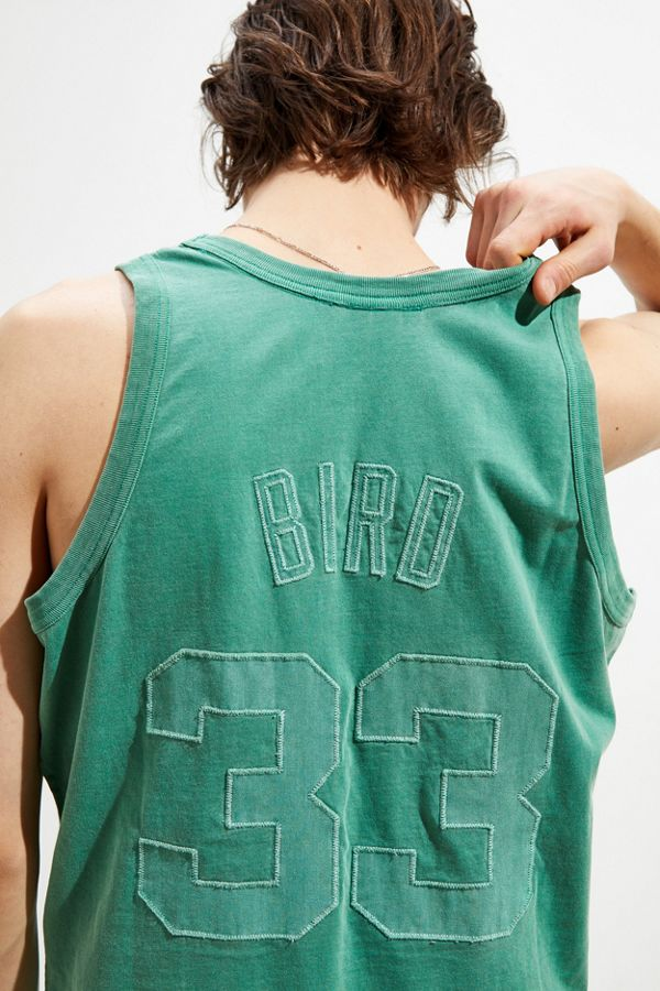ccd92aafa Mitchell   Ness Boston Celtics Larry Bird Washed Out Basketball ...