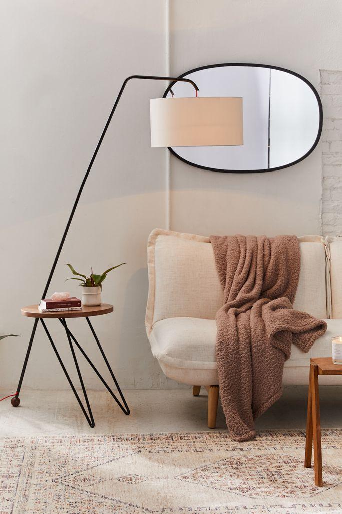 Tiernan Shelf Floor Lamp Urban Outfitters