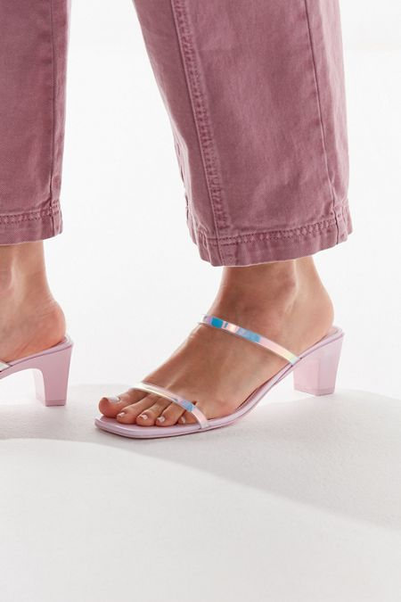 new arrivals 1dcc4 ed10b UO Veronica Jelly Strap Sandal