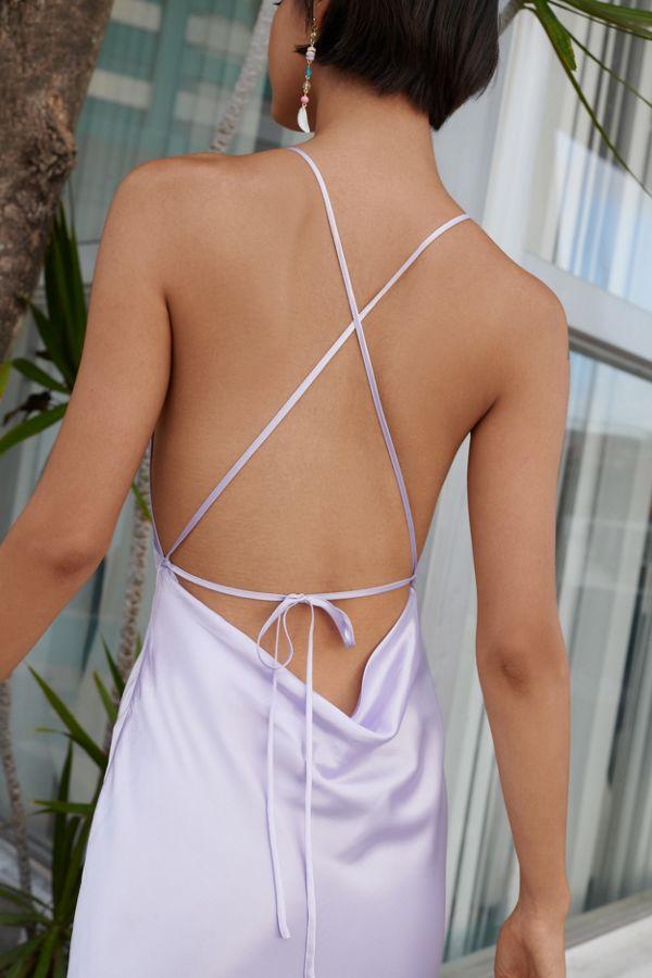 0a4d0447408 Slide View  1  UO Romi Open-Back Maxi Slip Dress