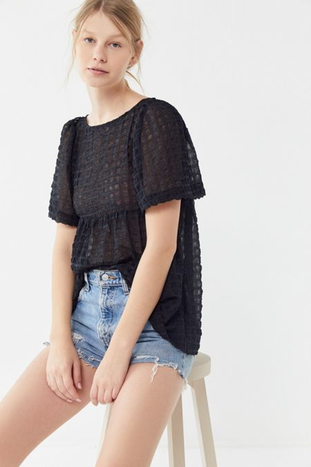5ae5ab395ba22b Shirts + Blouses for Women | Urban Outfitters