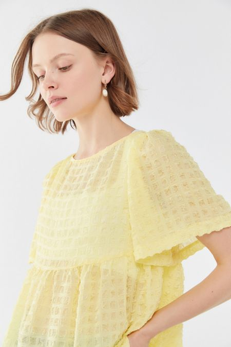 1f7b0acdd2d094 Shirts + Blouses for Women | Urban Outfitters