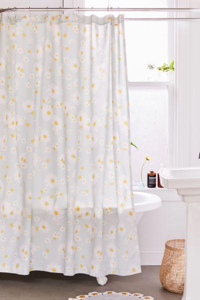 Copper Shower Curtain Hooks Set