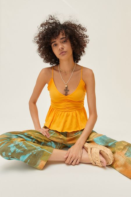 0175dfb2e20 Crop Tops + Tank Tops | Urban Outfitters
