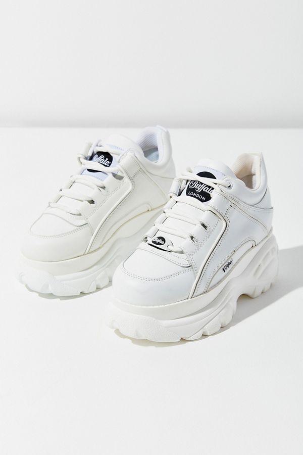 Buffalo Classic Low Leather Sneaker
