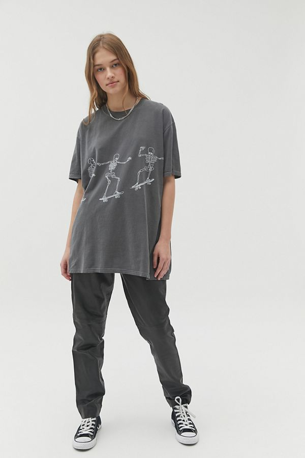 91db79ae2dc Project Social T Skateboard Skeletons Tee | Urban Outfitters