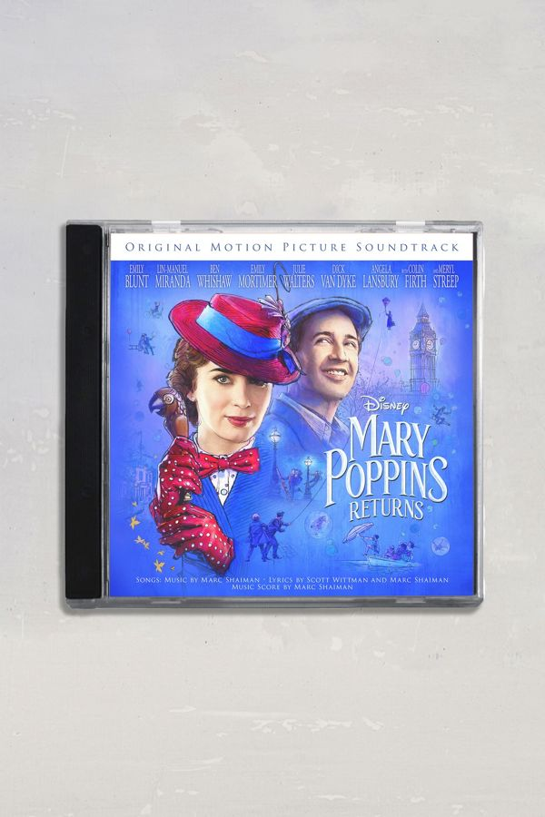 Various Artists - Mary Poppins Returns CD