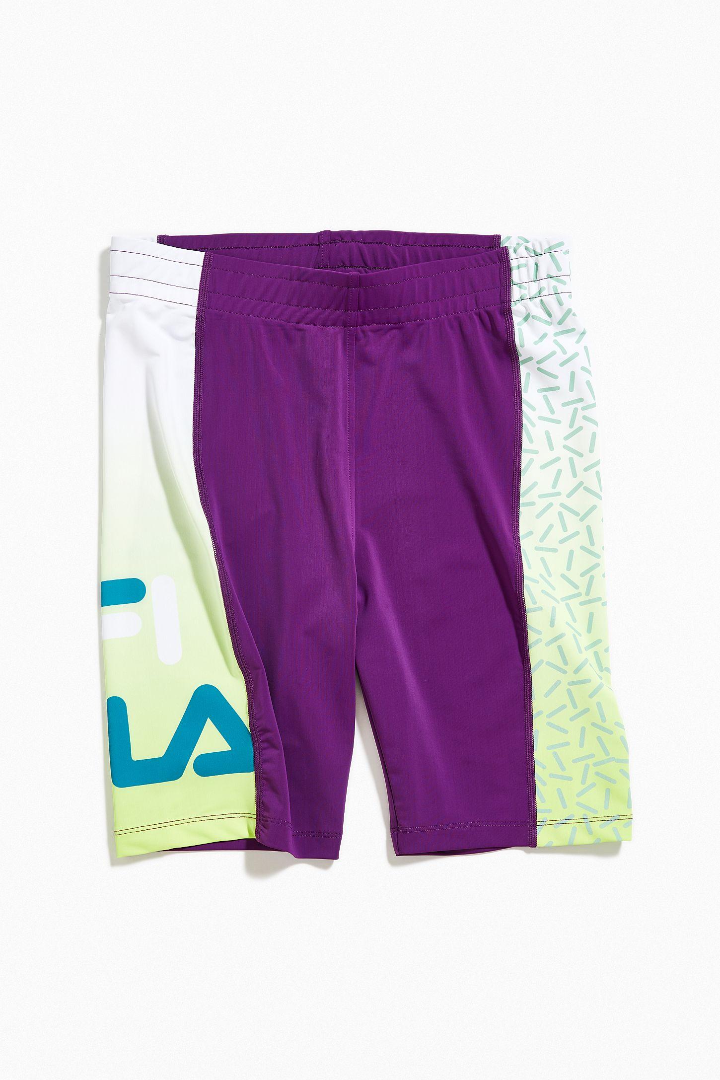 rabat butik stort salg outlet til salg FILA UO Exclusive Purple Bike Short