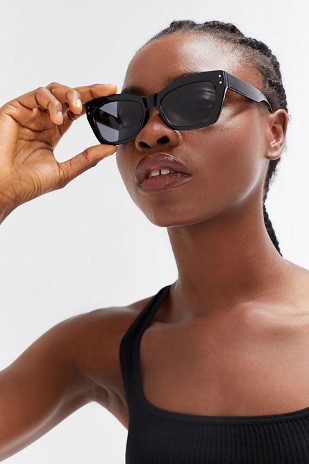 4615f0afa6318 Cat-Eye Sunglasses + Reading Glasses