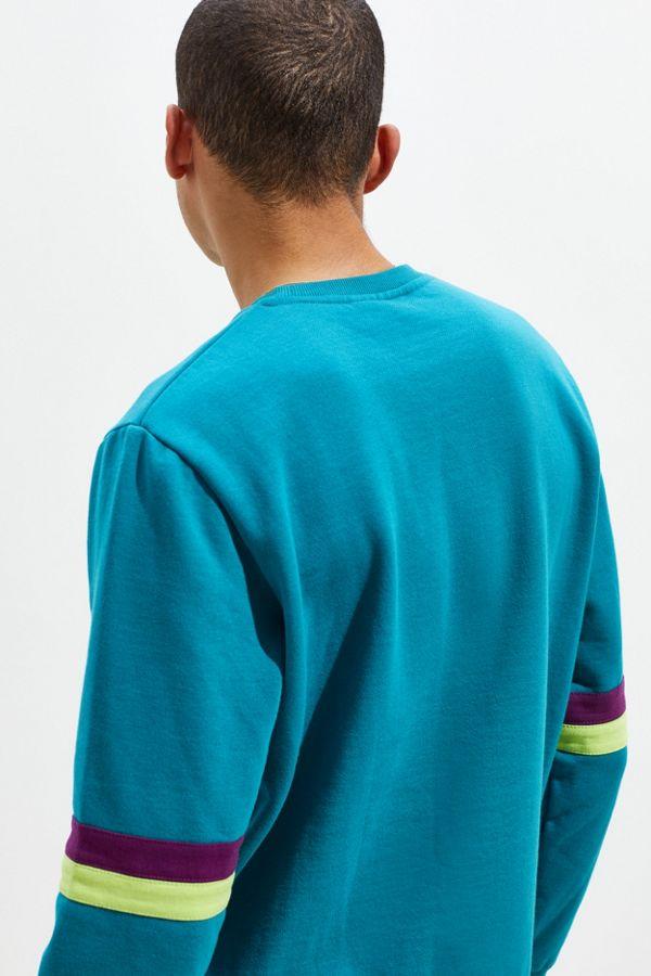 FILA UO Exclusive Logo Crew Neck Sweatshirt
