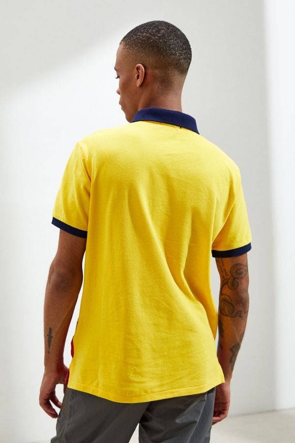 0e0ba3fd Polo Ralph Lauren Track And Field Polo Shirt | Urban Outfitters