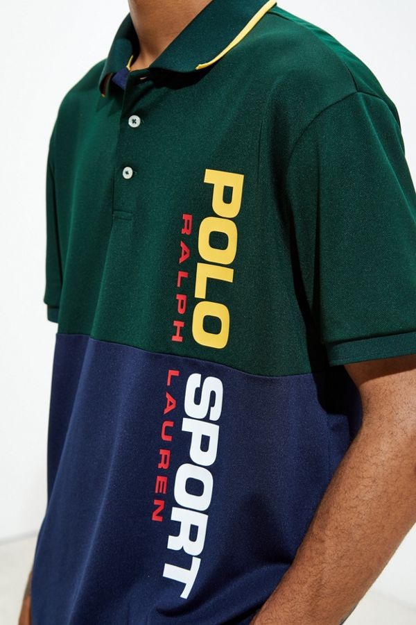 Tech Shirt Ralph Polo Pique Lauren DHI29WE