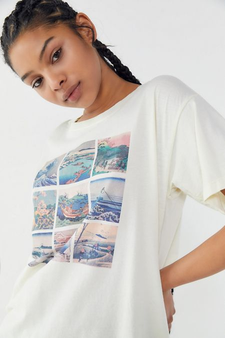 7d80016c8 Future State Wave Art Collage Tee. Quick Shop