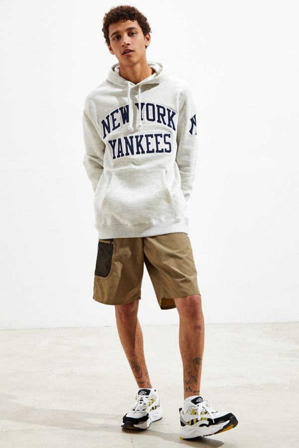 buy popular e065f 9bdf6 Shoptagr | Mitchell & Ness New York Yankees Hoodie ...