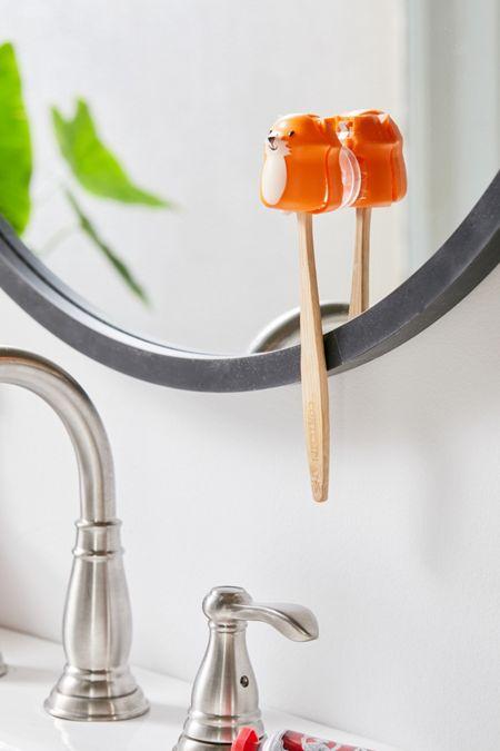 orange - Accessoires pour la salle de bain : Rangement pour bijoux + ...