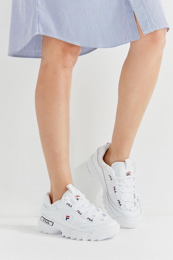 FILA D Formation Platform Sneaker