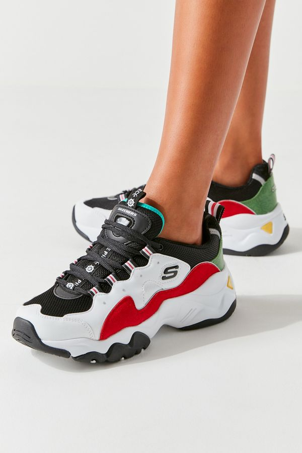 Skechers X One Piece D'Lites 2.0 Sneaker   Urban Outfitters