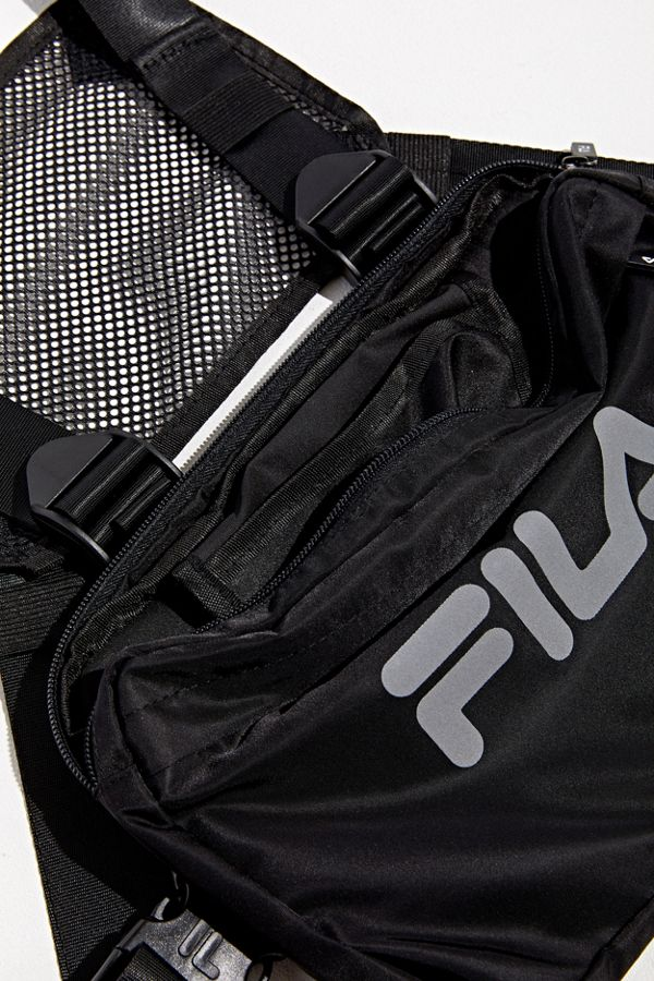 65d90b4439 FILA UO Exclusive Chest Rig Utility Bag | Urban Outfitters