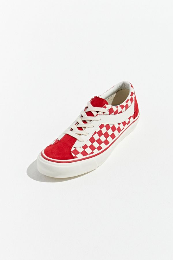 5b3787921ab6 Vans Bold Ni Checkerboard Sneaker | Urban Outfitters