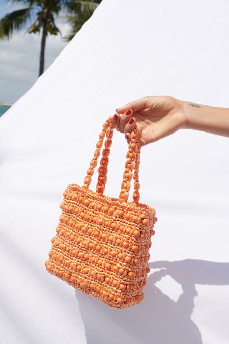 88ec82d491cf 30% Off Women s Bags · Julie Woven Hand Bag