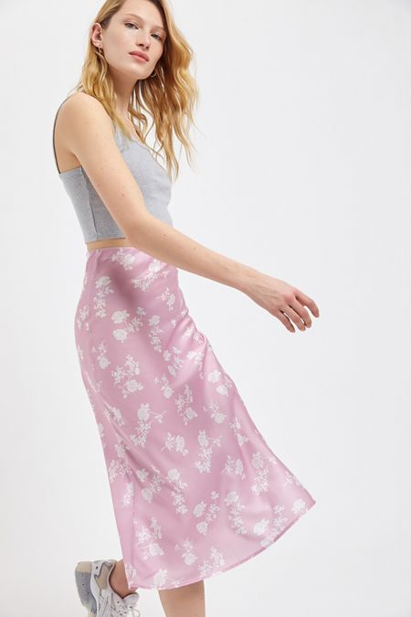 b7ae1c48b484 Skirts for Women: Boho, Vintage, Grunge + More | Urban Outfitters