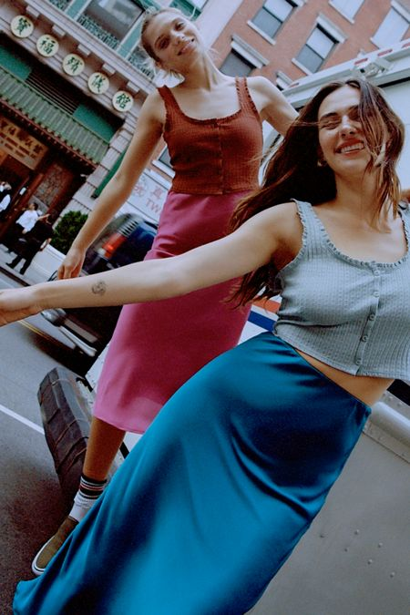 36a2fed304 Skirts for Women: Boho, Vintage, Grunge + More | Urban Outfitters