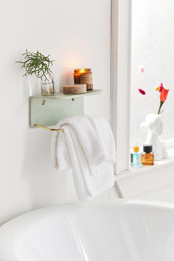 Corin Bathroom Wall Shelf