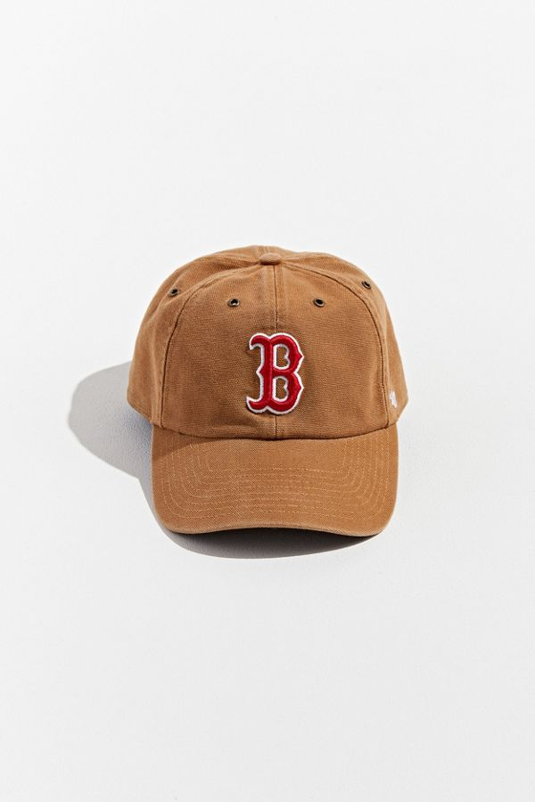 4c59b4c1 47 Brand X Carhartt Boston Red Sox Dad Baseball Hat | Urban Outfitters