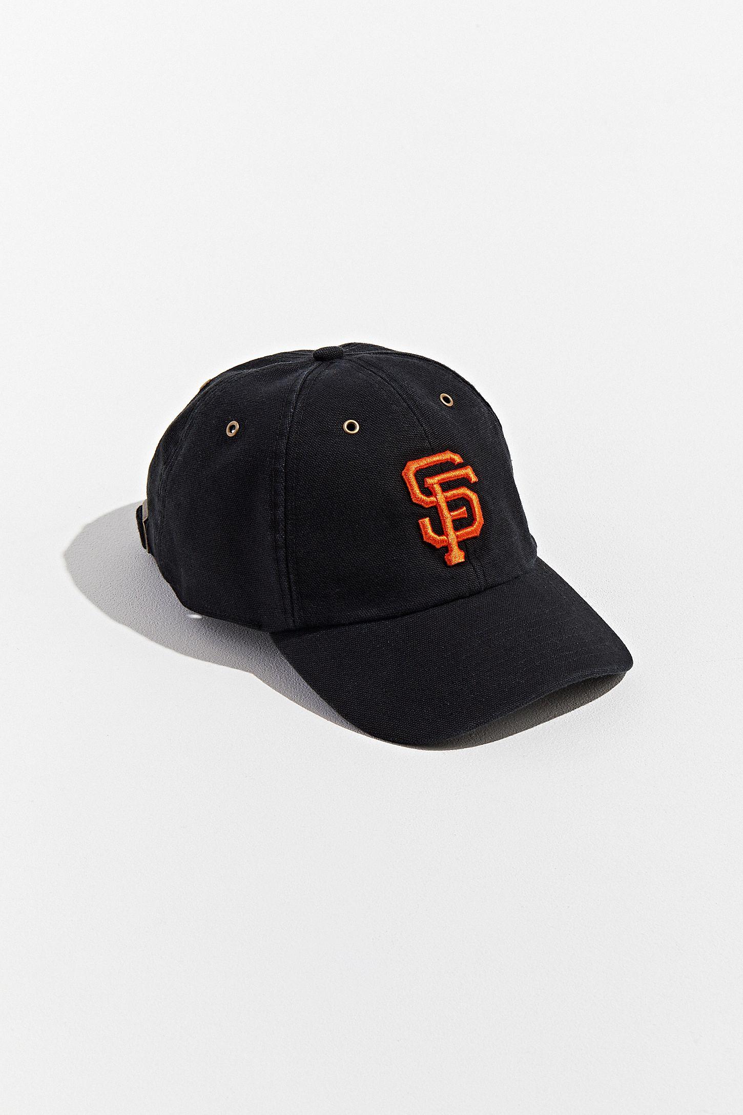b806d41be '47 Brand X Carhartt San Francisco Giants Dad Baseball Hat