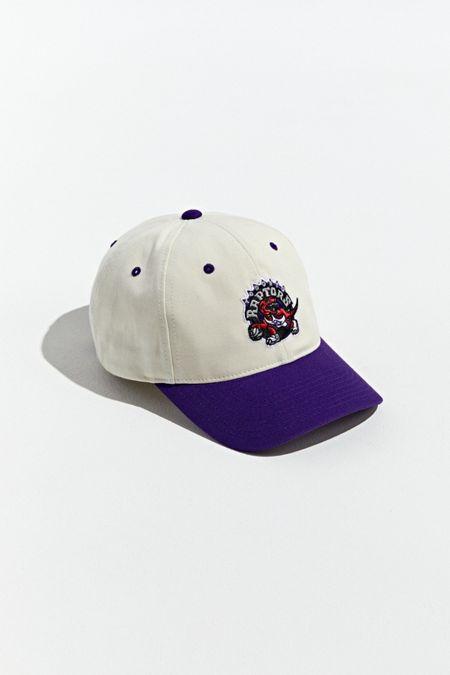 581f5a3cda7ea Mitchell   Ness UO Exclusive Toronto Raptors Two-Tone Baseball Hat