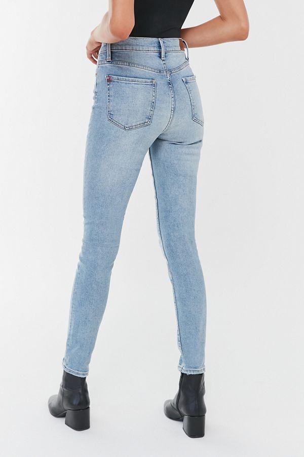 BDG Twig High Waisted Skinny Jean – Light Wash