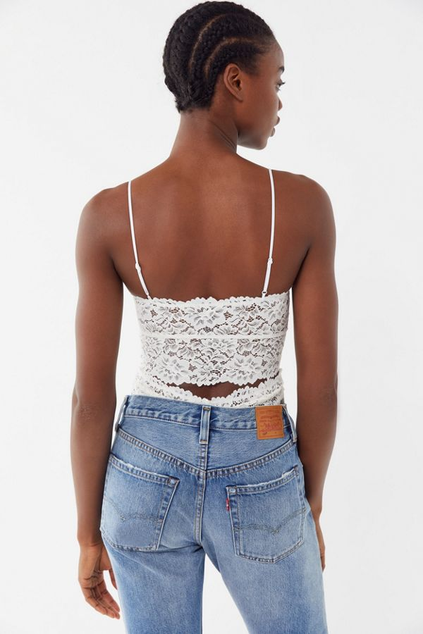 8299a9679fee Out From Under Magnolia Lace Cutout Bodysuit | Urban Outfitters