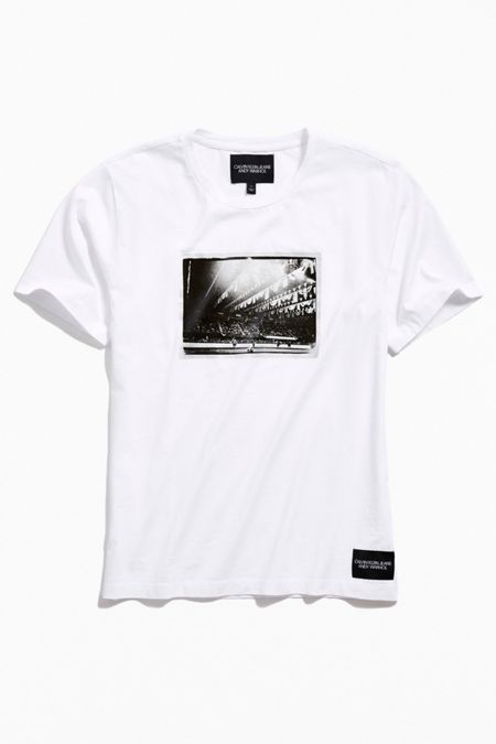 5917d1f3 Calvin Klein - Men's Graphic Tees + Hoodies On Sale | Urban ...