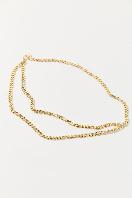 a6fc6ee41a2 Layered Chain Belt · Quick Shop