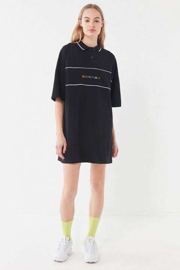 4a62d2b25b3 The Ragged Priest Polo Shirt Dress