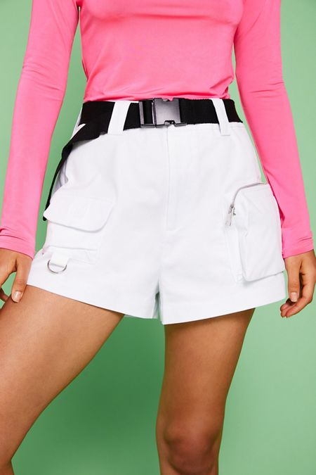 4d7bb5bba450 I.AM.GIA Edam Belted Utility Short