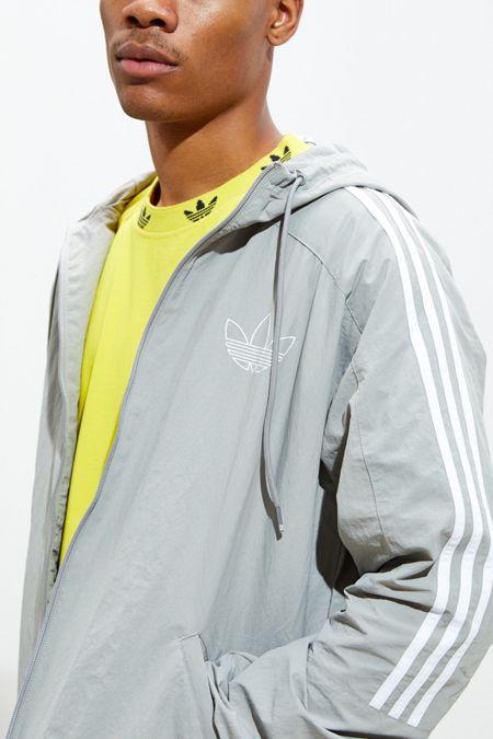 e622145a2498 adidas Outline Trefoil Windbreaker Jacket · Quick Shop