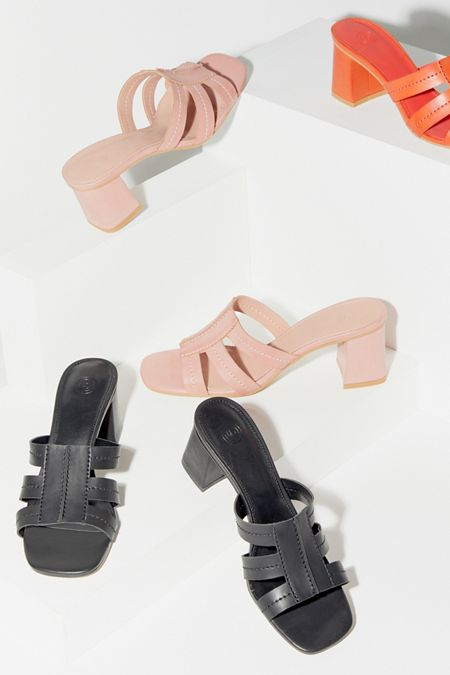64c506510 Mule Shoes + Heels for Women | Urban Outfitters