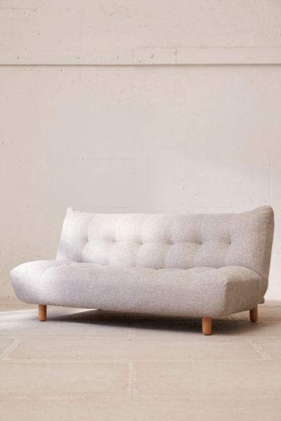 Picture of: Winslow Armless Sleeper Sofa Urban Outfitters