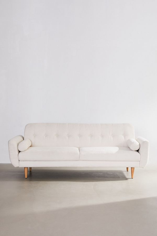 Slide View 2 Cie Tufted Convertible Sofa