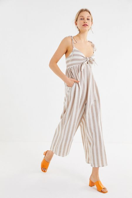 ad56b8bc30d Wrap + Tie-Front Rompers + Jumpsuits For Women
