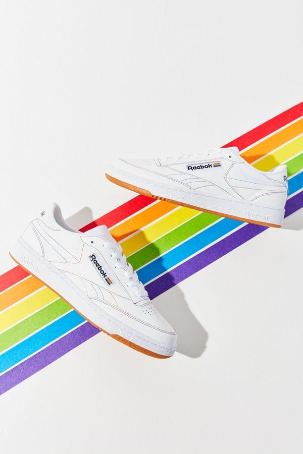Sneakers Club C 85 Pride Reebok