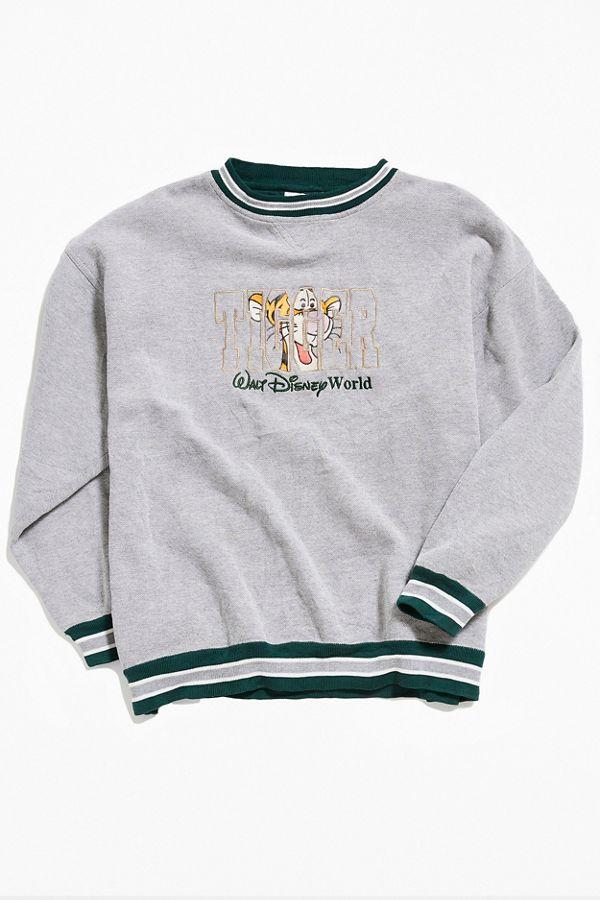 909ddcacf Vintage Tigger Crew-Neck Sweatshirt   Urban Outfitters