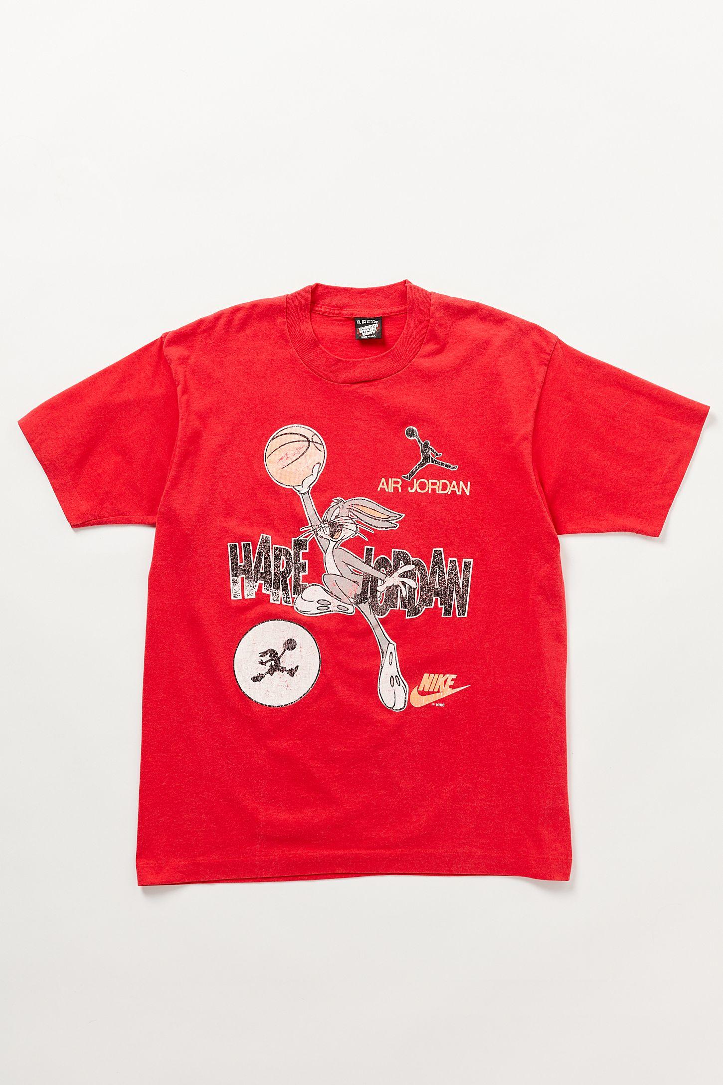 9069f2025b1 Vintage Hare Jordan Tee | Urban Outfitters