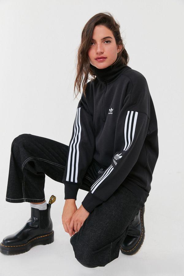 adidas 1/2 zip fleece