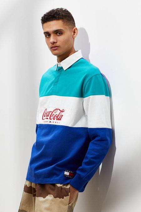 FILA UO Exclusive Beleren Colorblock Crew Neck Sweatshirt
